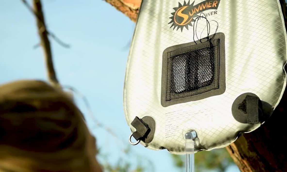 advanced elements summer solar shower 5 gallons