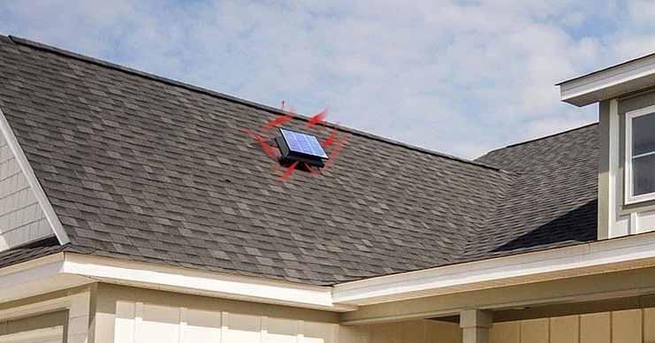 do solar attic fans work