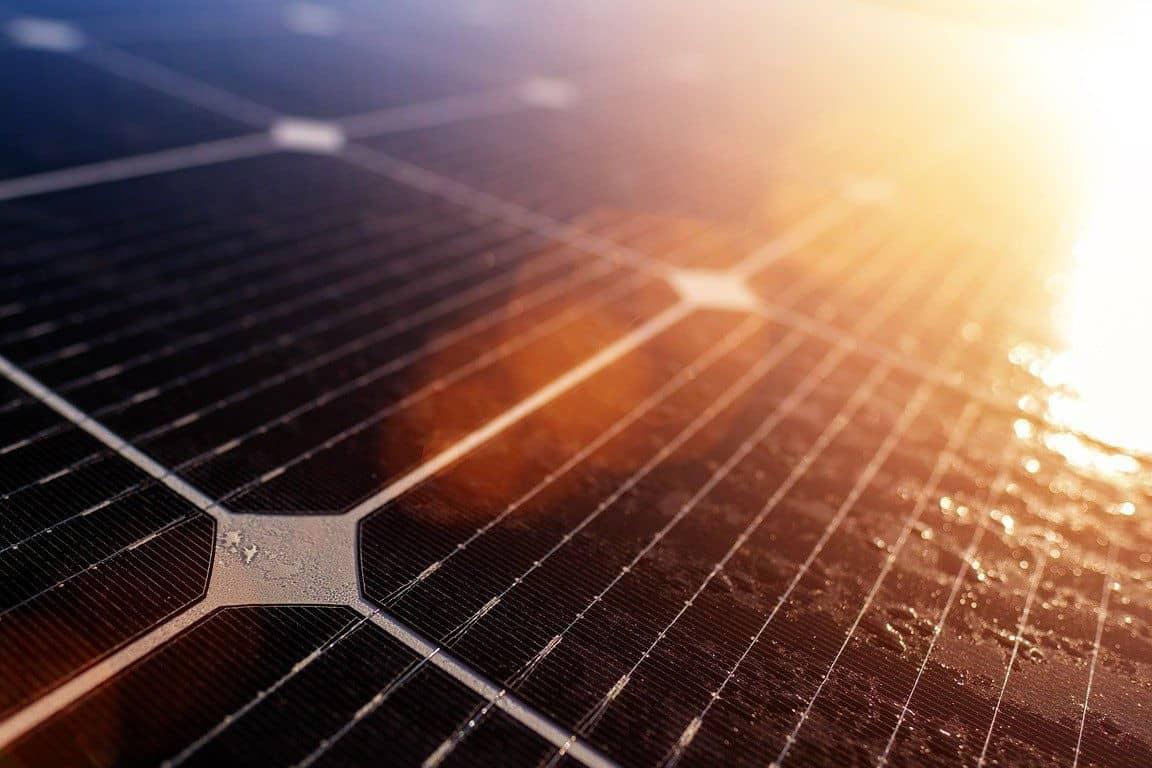 polycrystalline versus monocrystalline solar panels