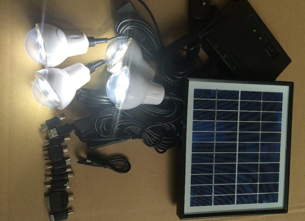 solar inside lights