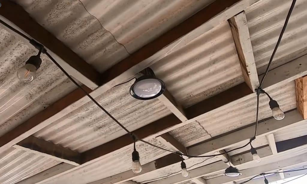 solar lighting indoors