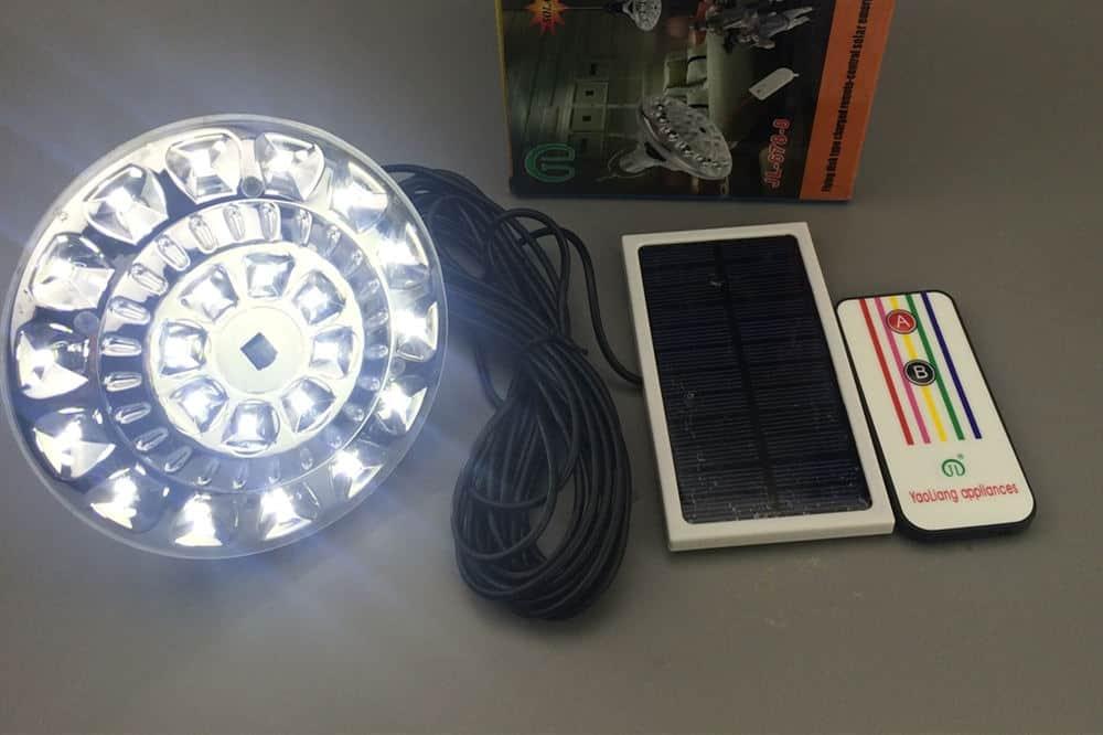 solar lights for inside the house