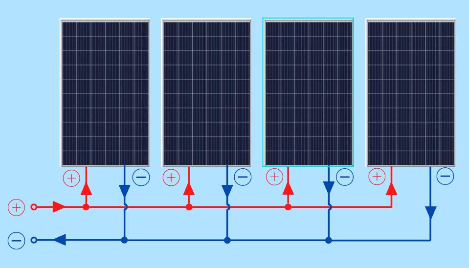 solar panel wiring series vs parallel