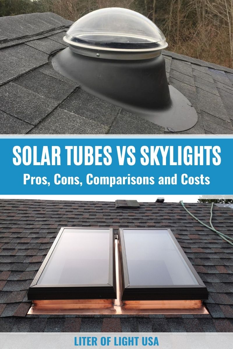 Skylight Vs Solar Tube