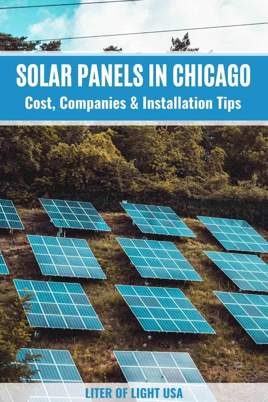 solar panel installation chicago