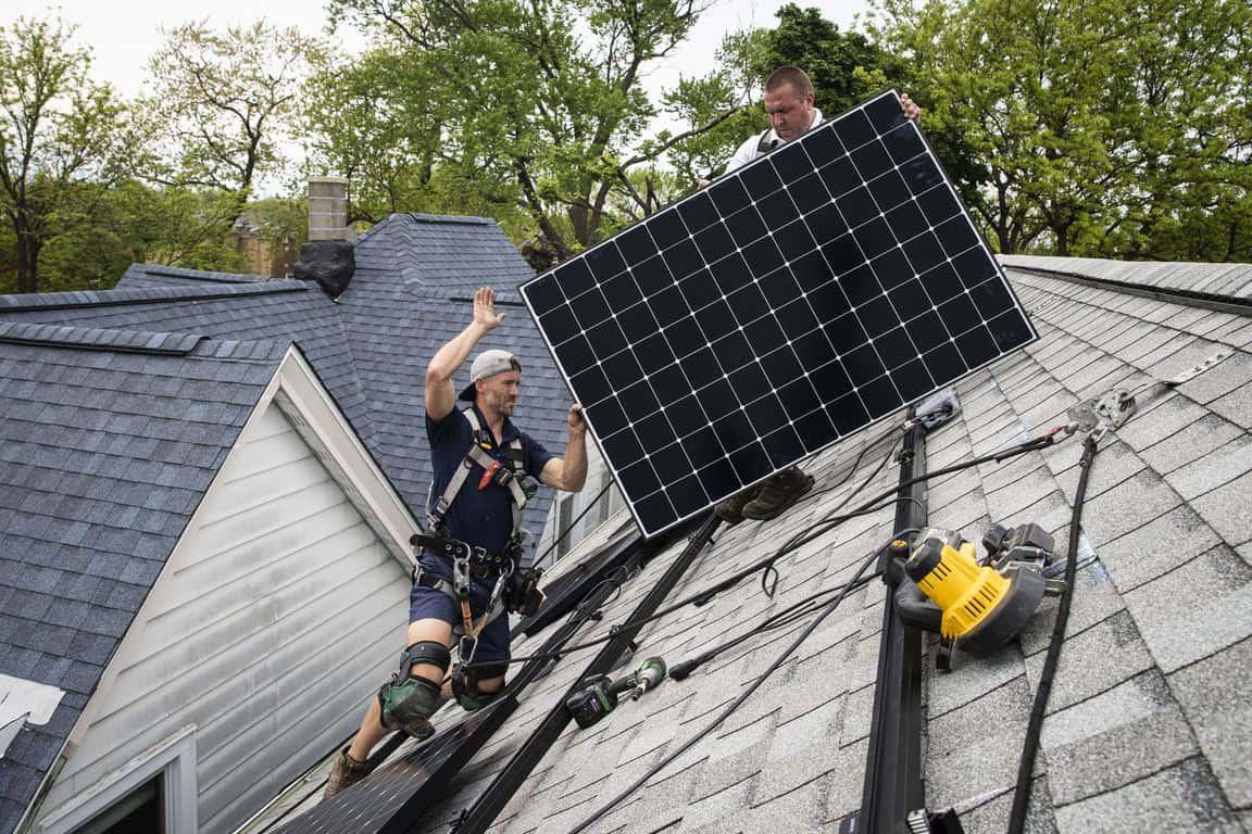 solar power chicago