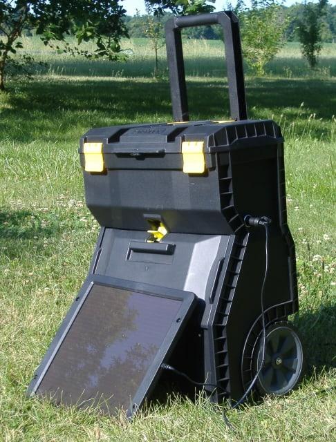 solar generator diy