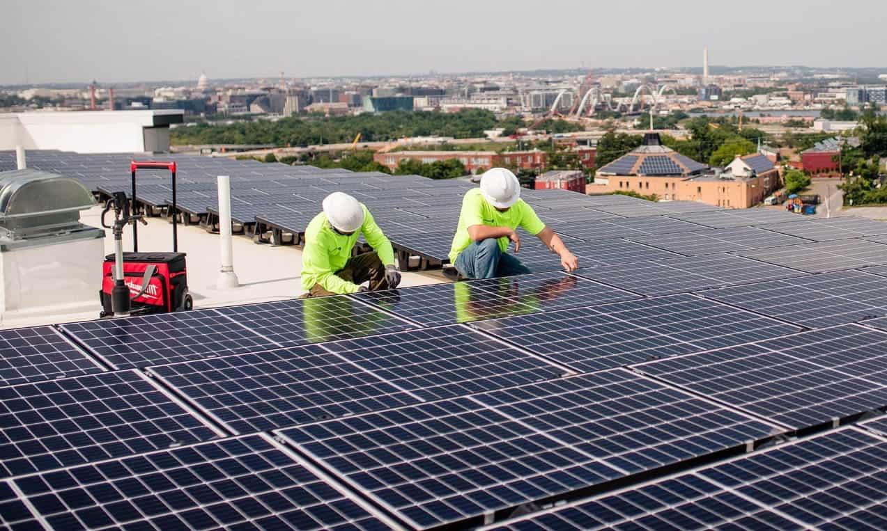 solar panel installation atlanta