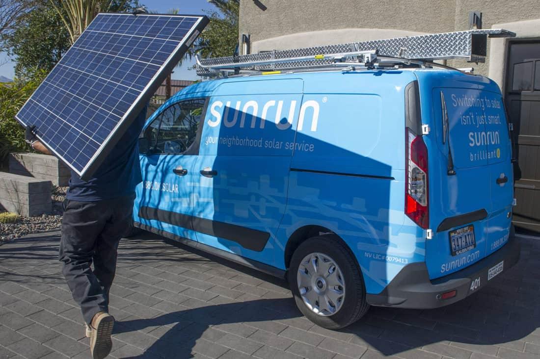 solar panel washington state