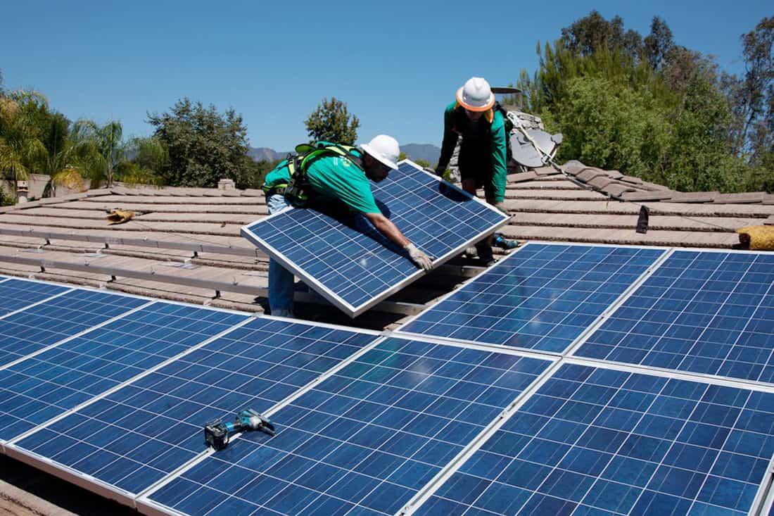 solar panels atlanta