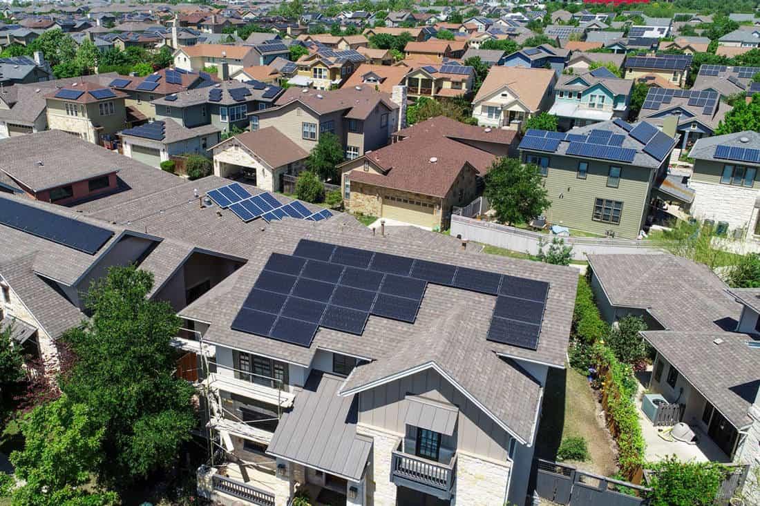 solar panels dallas
