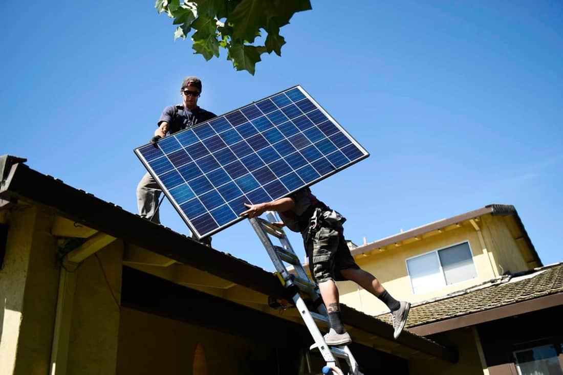 Solar Panels in Bakersfield