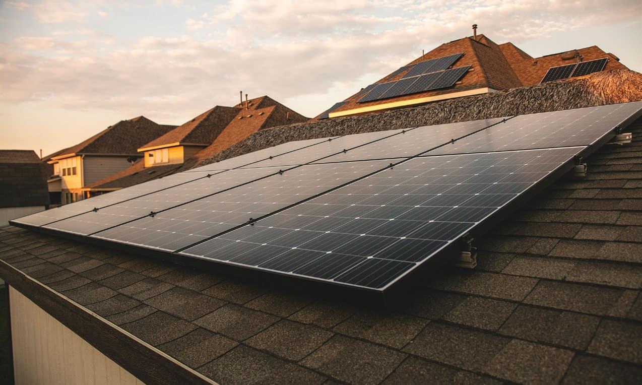 Solar Panels in Houston