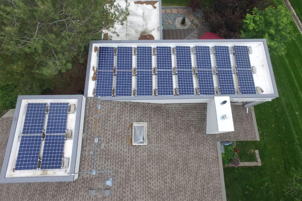 solar panneles