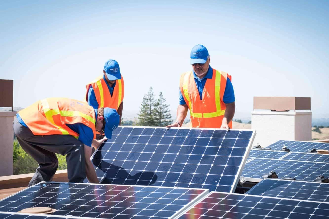 michigan solar panels