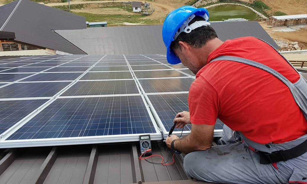 solar panel installation nj