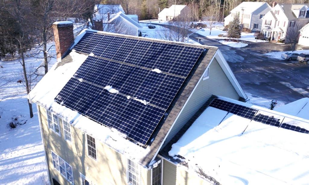 solar panels boston
