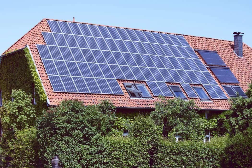 solar panels michigan